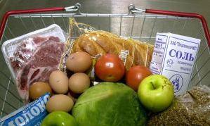 В Новгородской области подорожали овощи, колбаса и фрукты