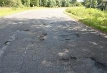 Компания, ответственная за состояние дорог в Марёво, получила штраф в 300 тысяч рублей