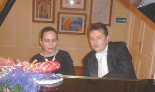 Фортепианный «Шуберт-дуэт» выступит в Великом Новгороде