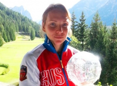 Новгородская спортсменка вновь стала победительницей Кубка мира по лыжероллерам