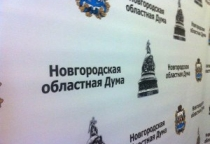 В Новгородской областной думе представили нового депутата