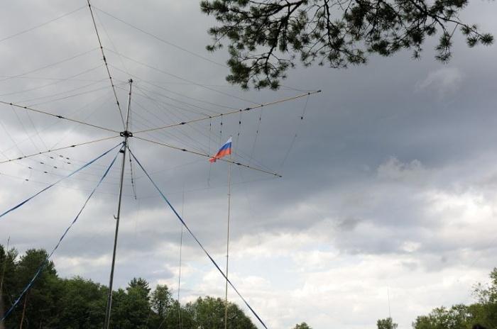 Валдай принимает традиционные соревнования радиолюбителей