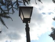 В Холме могут отпраздновать юбилей первого керосинового фонаря
