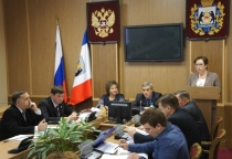 Профильный комитет Новгородской областной Думы рекомендовал принять бюджет региона в первом чтении