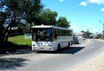 В Волотовском районе отменили автобусный маршрут на Новгород через Сольцы