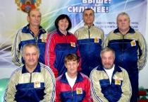 В Новгородской области состоялись соревнования среди ветеранов