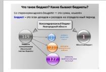 Департамент финансов Новгородской области опубликовал «Бюджет для граждан»