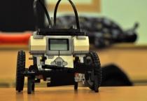 «53 секунды»: выставка проектов юных робототехников