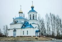«53 новгородских храма»: церковь Архистратига Михаила в Новоселицах (Новгородский район)