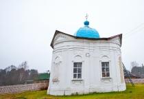 «53 новгородских храма»: церковь святого мученика Иоанна Воина (Хвойнинский район)