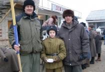 Маревские школьники приняли участие в боях Великой Отечественной войны