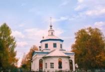 «53 новгородских храма»: церковь Покрова Пресвятой Богородицы в Пестове