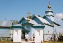 «53 новгородских храма»: церковь Илии пророка в деревне Ильина Гора (Демянский район)