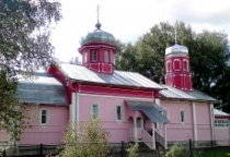 «53 новгородских храма»: церковь святителя Николая чудотворца в Лычкове (Демянский район)