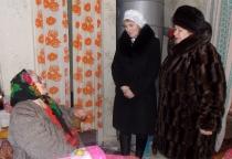 В Холмском районе в рамках «Рождественского марафона» помощь получили 93 семьи