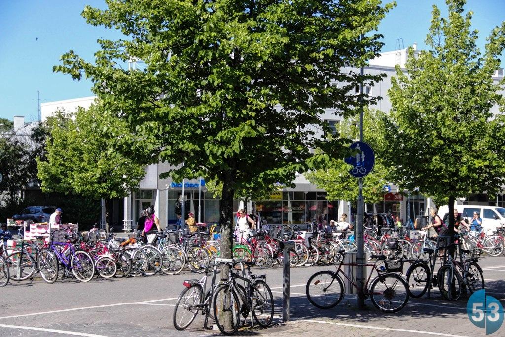 Велоинфраструктура Хельсинки