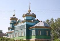 «53 новгородских храма»: церковь Воздвижения Креста Господня (Демянск)