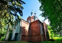 «53 новгородских храма»: церковь святого апостола и евангелиста Иоанна Богослова в селе Велебицы (Солецкий район)