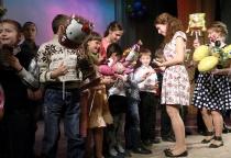 Детской школе искусств в Холме исполнилось 50 лет