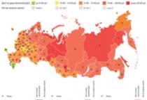 Новгородская область в середине статистики регионов России по закредитованности жителей