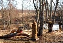 В Маревском районе будет восстановлен уникальный памятник природы