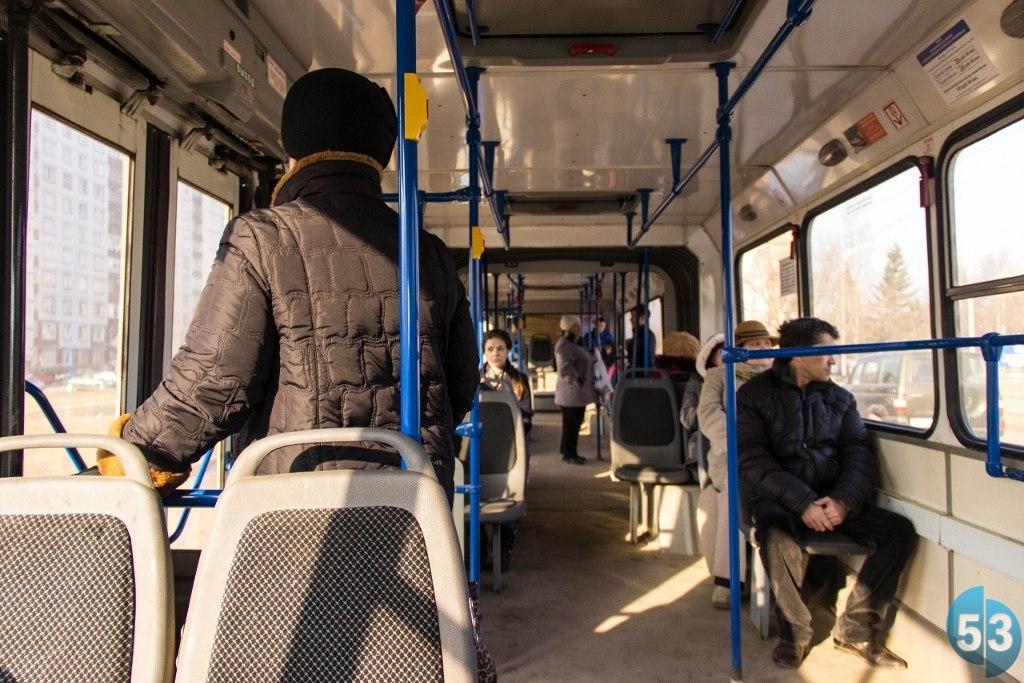 Сергей Митин: «Вопрос работы пассажирского транспорта в Новгородской области сейчас самый актуальный»