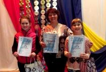 Марёвские школьницы стали лауреатами Всероссийского конкурса