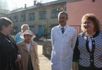 Совет общественных организаций пациентов посетил Солецкую ЦРБ