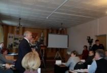 Главе администрации Маревского района поставили «удовлетворительно»