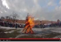 «53 секунды»: Масленица в Великом Новгороде