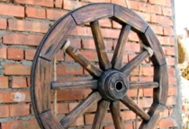 В Солецком районе прошла презентация «Музея колеса»
