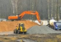 В Великом Новгороде идет реконструкция стадиона «Центральный»