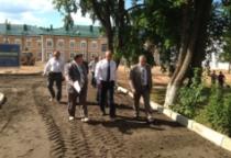 Сергей Митин положительно оценил строительство объектов в Маловишерском районе
