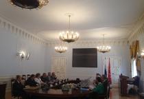 Сергей Митин и Георгий Полтавченко обсудили перспективы сотрудничества между регионами