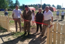 Сергей Митин заявил о поддержке военно-патриотического лагеря «Заручевье-Вымпел»