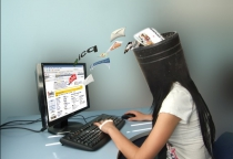 Полигон отходов в интернете, или в голове?