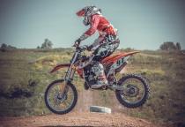 В Крестцах прошёл чемпионат Северо-Запада по мотокроссу