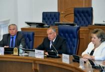 Сергей Митин поздравил избранных глав городских и сельских поселений