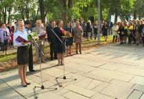 В Первой университетской гимназии им. В. В. Сороки за парты сели 77 новоиспеченных гимназистов