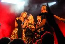 Уроки панк-рока: «Бригадный подряд» открыли тур в поддержку нового альбома в Великом Новгороде