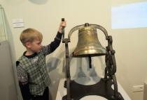 В Музейном колокольном центре проводятся уроки кампанологии для школьников