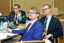 Российско-шведский опыт сотрудничества в сфере энергосбережения и лесной промышленности интересен Новгородской области