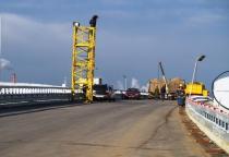 Открытие Деревяницкого моста запланировано на конец мая 2016 года