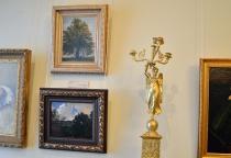 Четыре картины из коллекции Новгородского музея принадлежали императору Николаю II