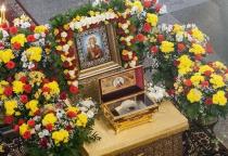 Фото: Новгородская епархия встретила ковчег с мощами князя Владимира Крестителя Руси
