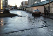 Дороги в Кочетовских дворах не отремонтировали после жалобы новгородки