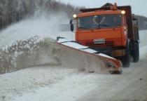 В северо-восточных районах области перешли на зимнее содержание дорог