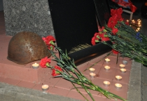Новгородские полицейские почтили память погибших в годы Великой Отечественной войны