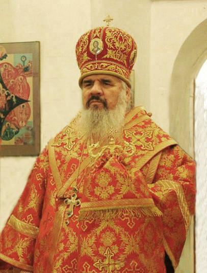 Владыка Ефрем стал почётным гражданином Боровичей