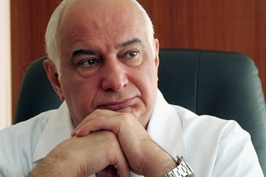 Академик Михаил Давыдов назвал Новгородскую область одной из лучших по организации медпомощи